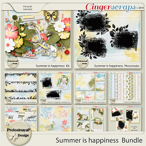 Summer is happiness Bundle