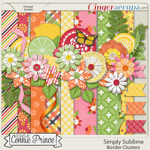 Simply Sublime - Border Clusters