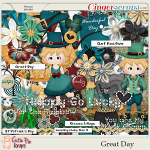 Great Day-Page Kit