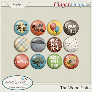 The Wood Flairs