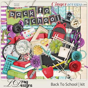 BackTo School  by LDrag Designs