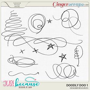 CU Doodly Doo 1 by JB Studio