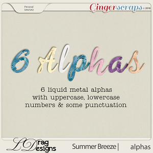 Summer Breeze: Alphas by LDragDesigns