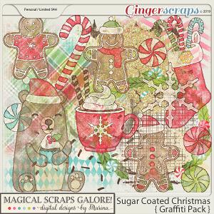 Sugar Coated Christmas (graffiti pack)