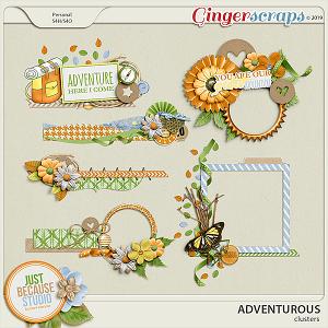 Adventurous Clusters by JB Studio
