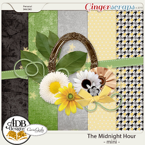 The Midnight Hour Mini Kit by ADB Designs