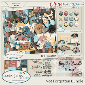 Not Forgotten Bundle