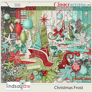 Christmas Frost by Lindsay Jane