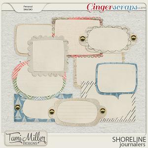 Shoreline Journal Pack by Tami Miller Designs