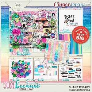 Shake It Baby Bundle by JB Studio