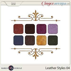 Leather Styles 04 by Karen Schulz