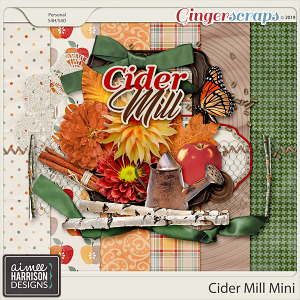 Cider Mill Mini Kit by Aimee Harrison