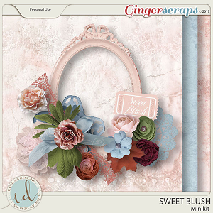 Sweet Blush Minikit by Ilonka's Designs