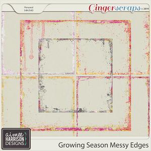Growing Season Messy Edges by Aimee Harrison