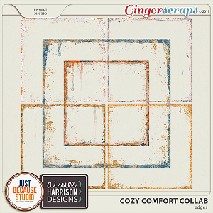 Cozy Comfort Edges by JB Studio and Aimee Harrison Designs