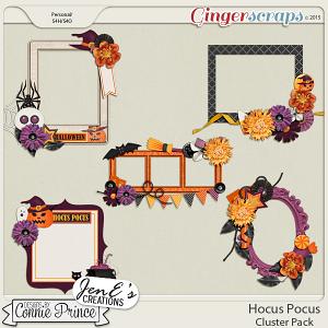 Hocus Pocus - Cluster Pack