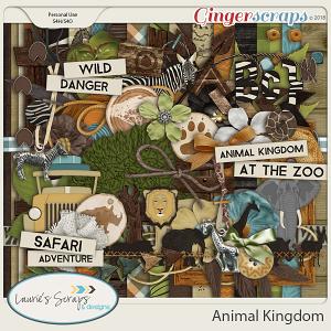 Animal Kingdom Page Kit