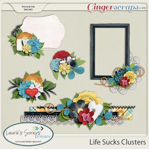 Life Sucks Clusters