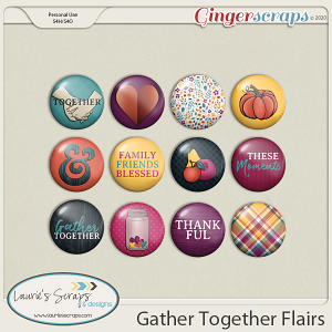 Gather Together Flairs