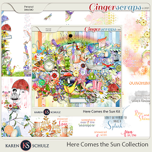 Here Comes the Sun Collection by Karen Schulz