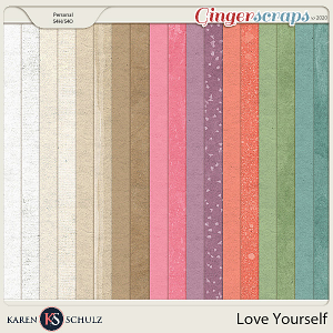 Love Yourself Bonus Papers by Karen Schulz