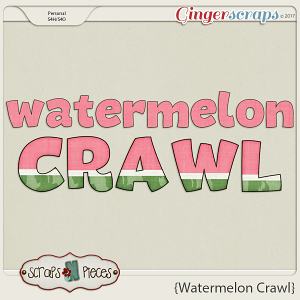 Watermelon Crawl - Alpha