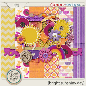 Bright Sunshiny Day Mini by Chere Kaye Designs