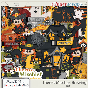 There's Mischief Brewing Kit