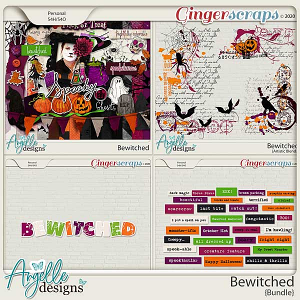 Bewitched Bundle by Angelle Designs