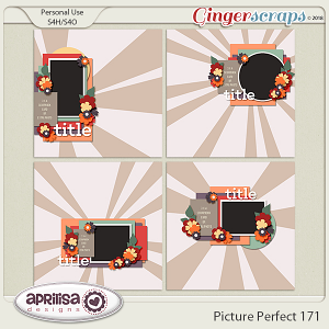Picture Perfect 171 by Aprilisa Designs