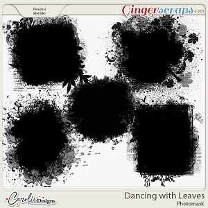 Dancing with leaves-Photomasks