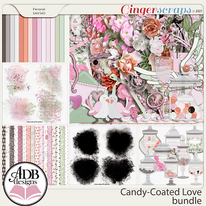Candy-Coated Love Bundle by ADB Designs