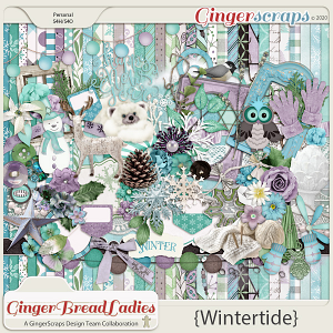 GingerBread Ladies Monthly Mix: Wintertide