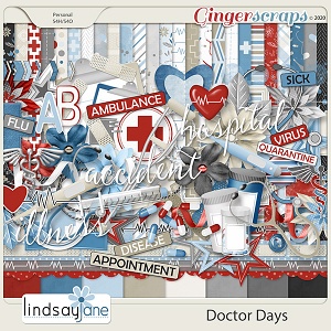 Doctor Days by Lindsay Jane