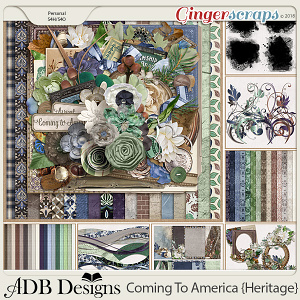 Coming To America Bundle by ADB Designs