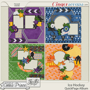 Ice Hockey - QuickPages