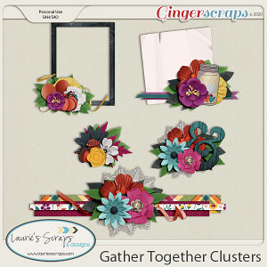 Gather Together Clusters