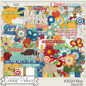 #2020 May - Kit by Connie Prince