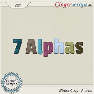 Winter Cozy - Alphas