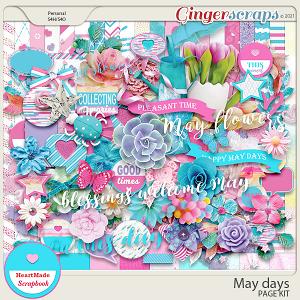 May days - kit
