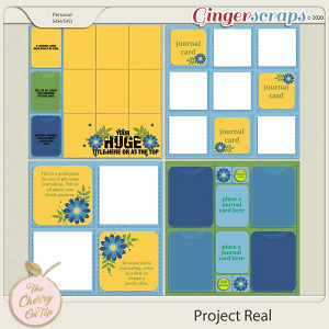 The Cherry On Top:  Project Real Templates