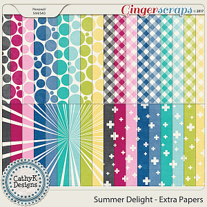 Summer Delight - Extra Papers