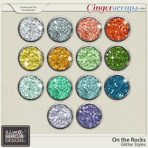 On the Rocks Glitters by Aimee Harrison