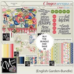 English Garden - Bundle by Memory Mosaic