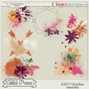 #2017 October - Inked Bits