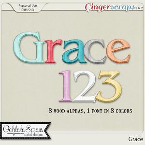Grace Alphabets
