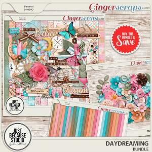 Daydreaming Bundle by JB Studio