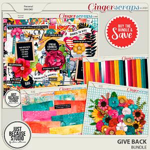 Give Back Bundle by JB Studio