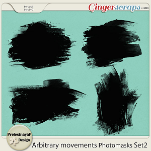 Arbitrary movements Photomasks Set2