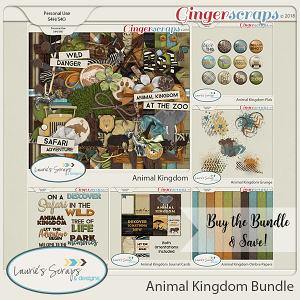 Animal Kingdom Bundle